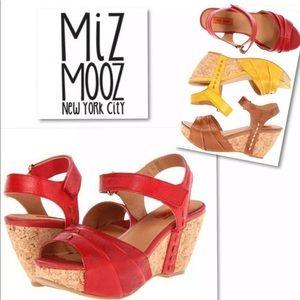 Miz Mooz Shoes - MIZ MOOD WEDGES